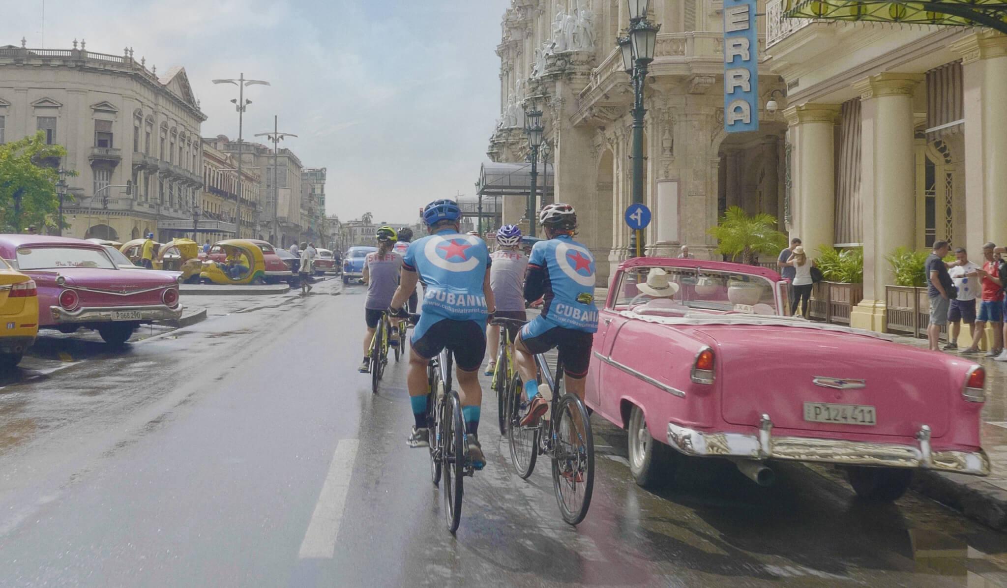 Cuban Cycling Inspiration  ad29d82b7