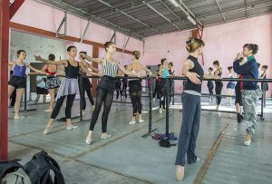 Ballet in Cuba
