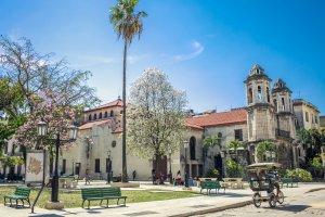 Havana Plaza Cristo
