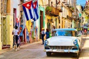 Havana, Classic Car